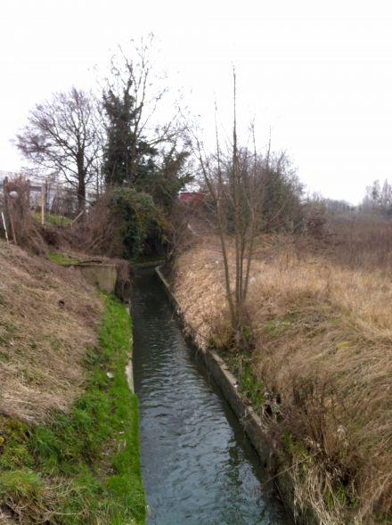 Bassin Huguée Bonneuil - Arrivée du Petit Rosne © SAGE CEVM