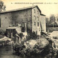 Arnouville-les-Gonesse - Le moulin © Chevrier Dubarle