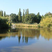 Bassin des Moulinets, à Eaubonne © SAGE CEVM