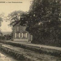 Gonesse - Les Cressonnières © Frémont, Édit. Beaumont-sur-Oise