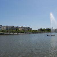 Lac d'Enghein © SAGE CEVM