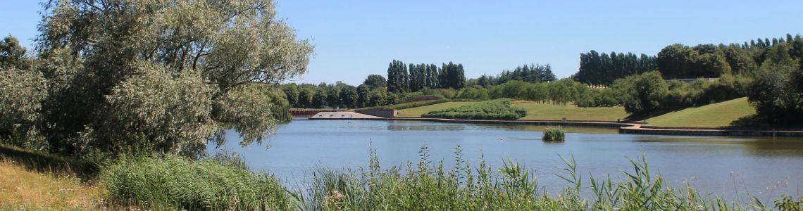 Etang de Savigny - Parc du Sausset © SAGE CEVM
