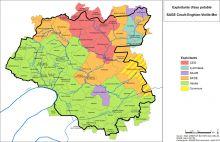 Carte des exploitants d'eau potable