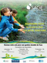 Consultation des assemblées - Réunions de présentation du projet de SAGE
