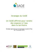 Stratégie du SAGE