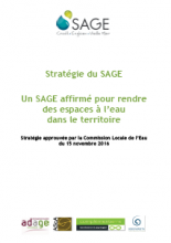 La strategie du SAGE CEVM