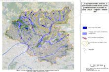 Carte des zones humides